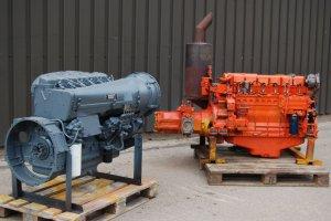 Deutz motoren 3 - 4 - 6 cil. voor inbouw