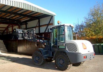 Gemeente Marum kiest voor TL80 wiellader