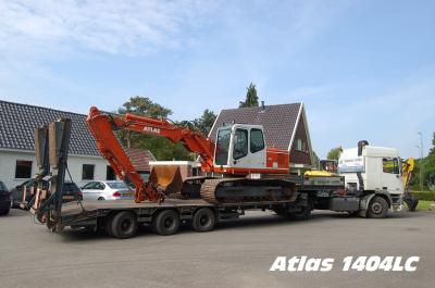 Recent geleverd: Atlas 1404LC
